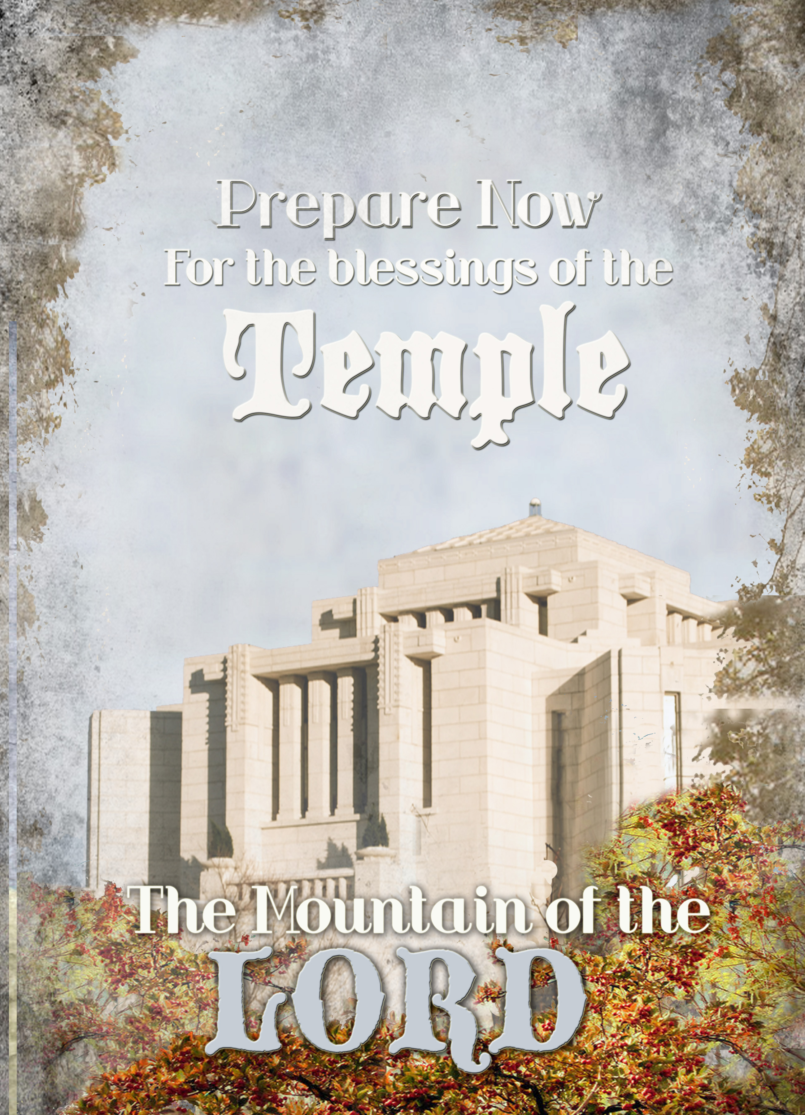 Lds Quotes Temple: Aunty Bears Blog