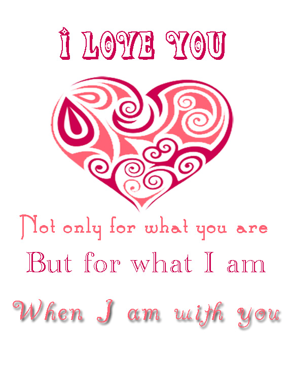 Posters With Quotes About Love : love quote 7