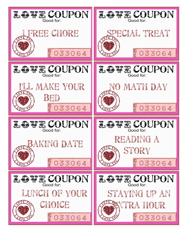Free Valentine downloads for my sister