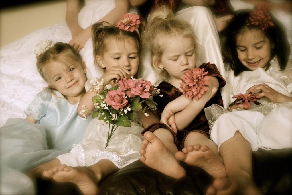 Kamilah sweet kids