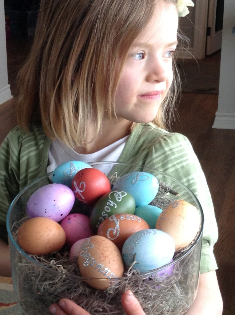 Names Of Christ Eggs