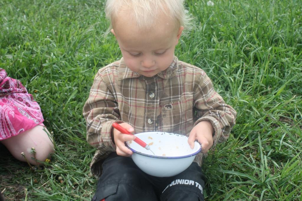 Baby  At Aunty Bears Farm