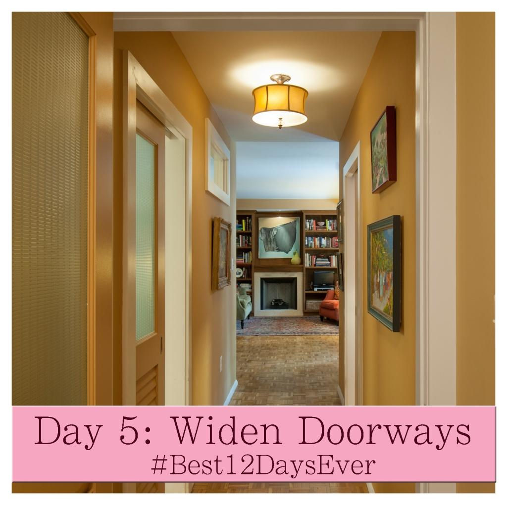 Day 5 Doorways