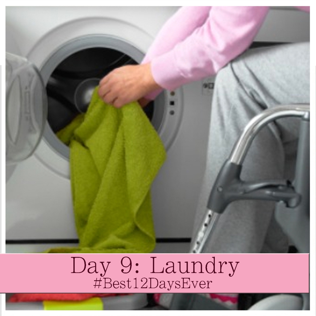 Day 9 Laundry